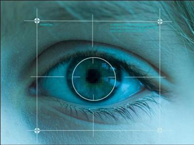 虹膜识别技术已来到我们身边