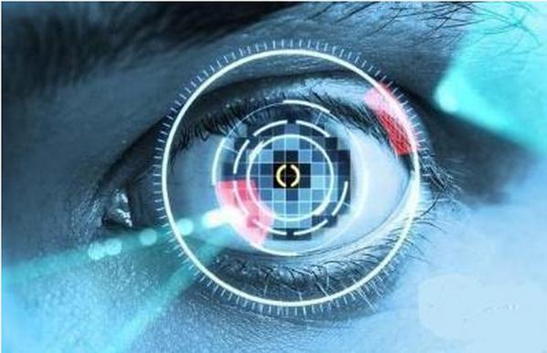 虹膜识别小区应用案例