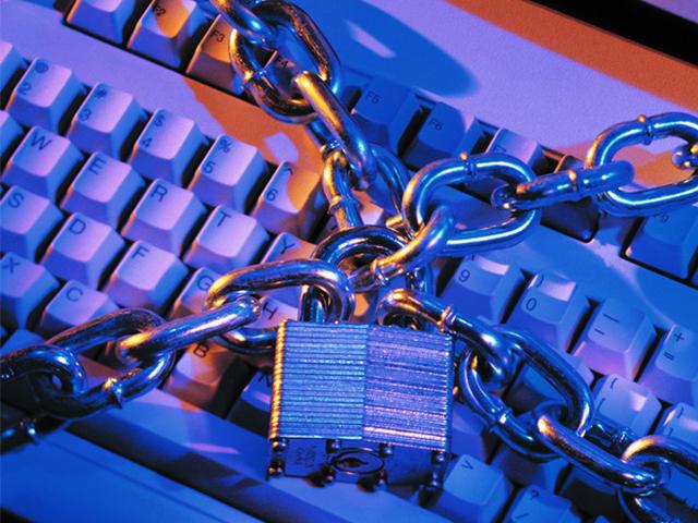 虹膜数据文件加解密系统