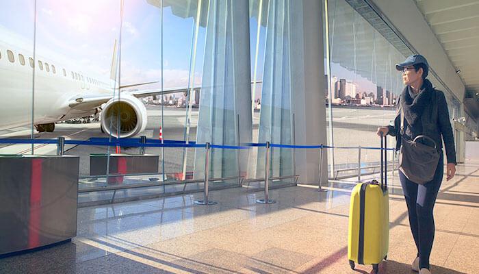 机场内勤安保解决方案