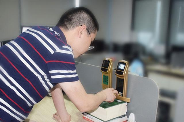 虹识技术新型虹膜模组闪亮登场,力做产业发展催化剂